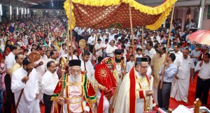 easter procession 2015