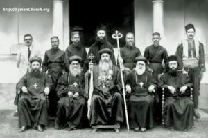 HH Ignatius Elias III Patriarch
