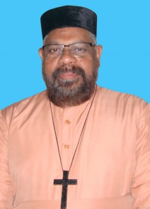 Fr. Raju Thomas - Photo